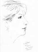 Sketch of My Daughter - Version 3